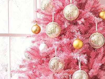 Top 5 Best Pink Christmas Trees