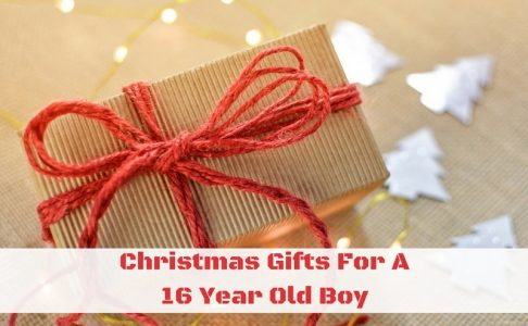 Christmas Gifts For A 16 Year Old Boy